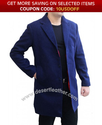 coat peter capaldi doctor who fashion trendy newone