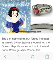jewels,silver ring,red,disney princess,disney
