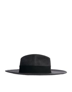 Catarzi | Catarzi Exclusive To ASOS Classic Fedora Hat at ASOS