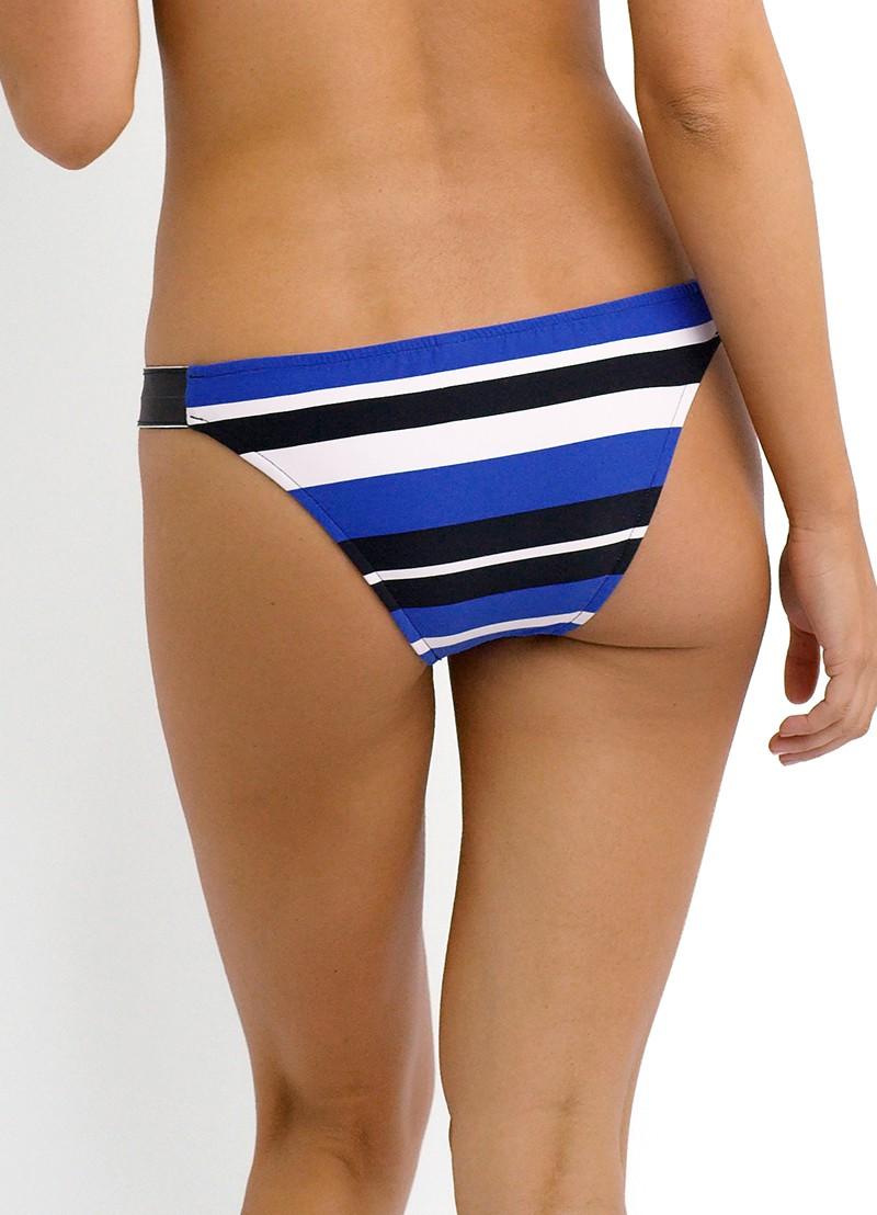 Triangle bikini & brazilian pant Walk the Line - Seafolly®