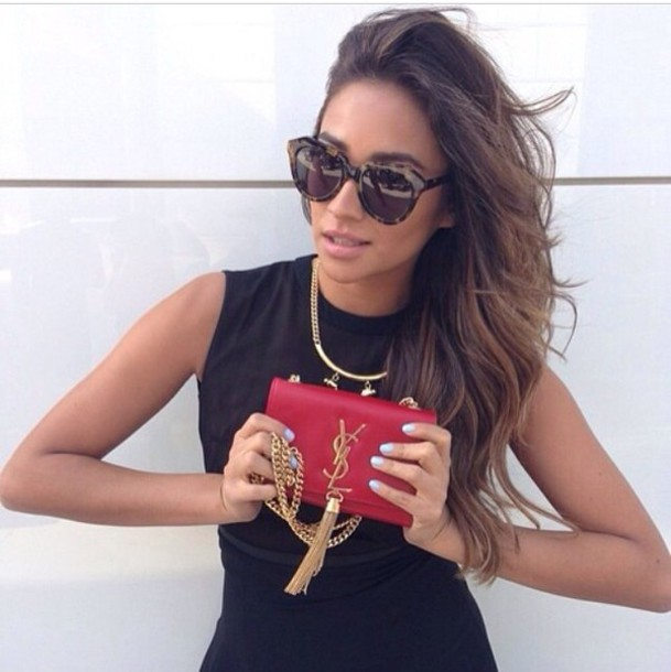 Sunglasses: shay mitchell - Wheretoget