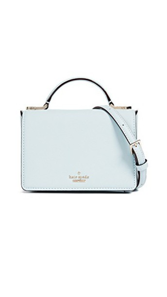 Kate Spade New York mini street bag blue