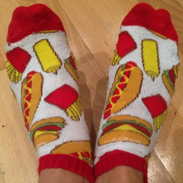 socks cara delevingne