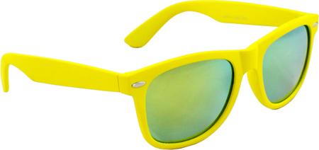 SWG N350R - Yellow/Yellow Mirror - Free Shipping & Return Shipping - Shoebuy.com