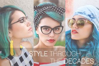xander vintage blogger top skirt jewels