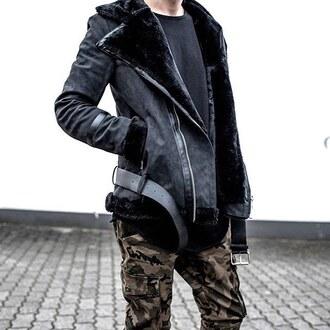 jacket maniére de voir fashion trendy outerwear coat style menswear kanye west yeezy 36683