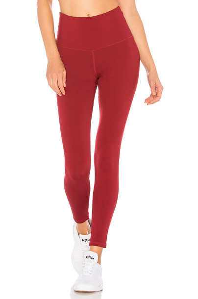 Touche LA burgundy pants