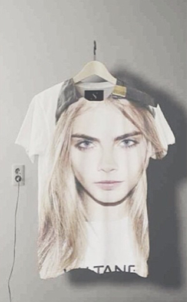 shirt cara delevingne graphic tee model blonde hair vintage wu-tang clan hipster fashion tumblr weheartit big t shirt t-shirt