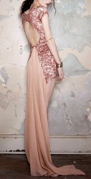 rose gold dress aje clothing blush sequins cocktail dresses blush pink sparkle dress prom short sequin