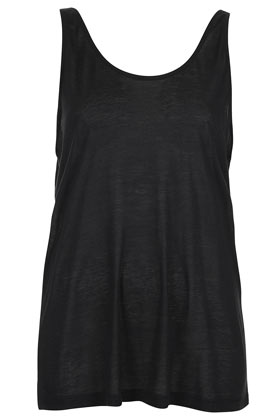 Cashmere Vest By Boutique - Topshop USA