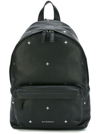 studded backpack studded backpack black bag