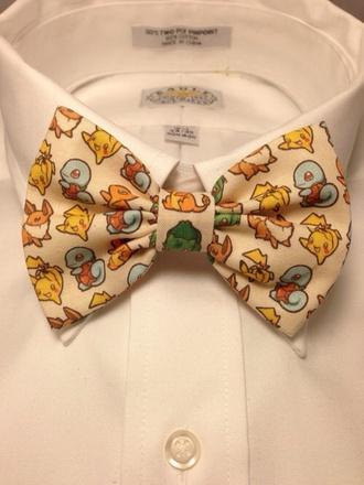 shirt bows