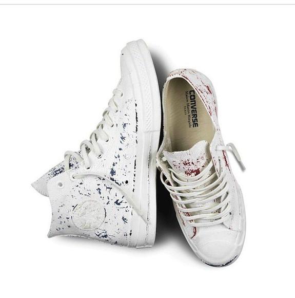 shoes converse maison martin margiela