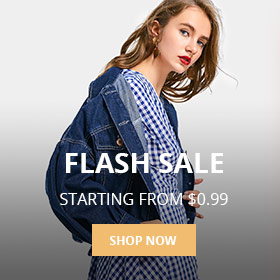 11 11 Sale & Deals 2017 | Fashion Clothes Up to $100 OFF | Zaful