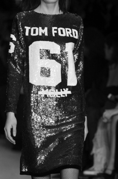dress sequin dress tom ford
