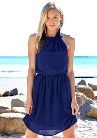 dress cute lookbook store blue dress trendy spring spring dress