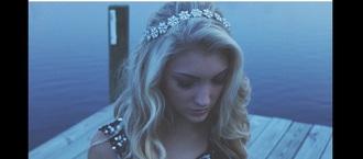 hair accessory crystal headband headband