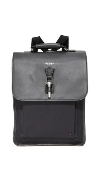 STATE backpack black bag