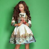 spring outfits,summer dress,fashion landscape