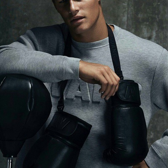 alexander wang crop tops menswear alexander water sweater scuba crop tops mens croptop boxing gloves boxing gloves mens sportswear