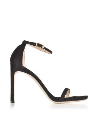 heel high heel high sandals high heel sandals suede black shoes
