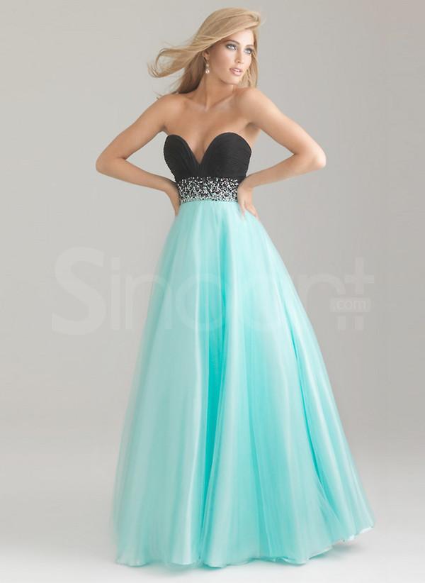 dress fllor length tulle dress sleeveless beadings