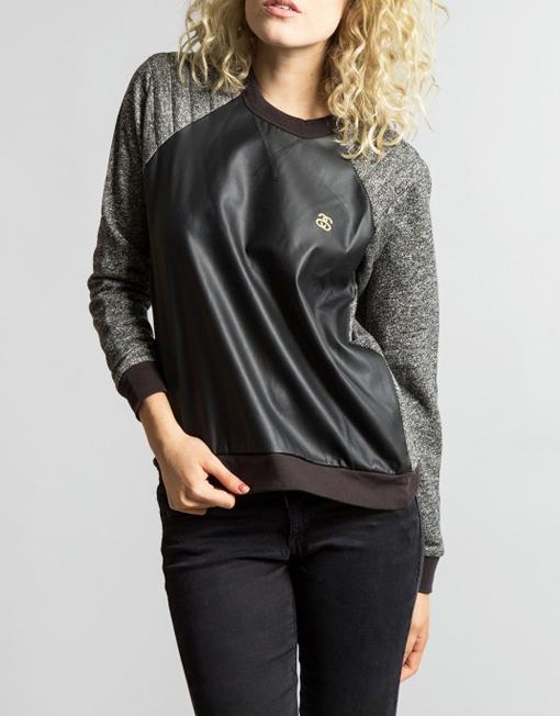 Stussy Moto mix sweatshirt