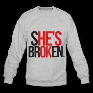She's Broken / He's Ok | RumbleTees