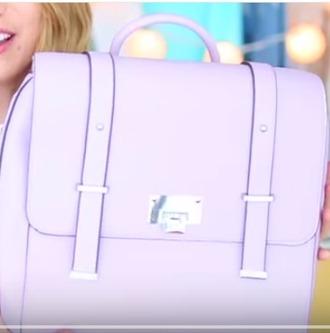 bag violet tumblr nice