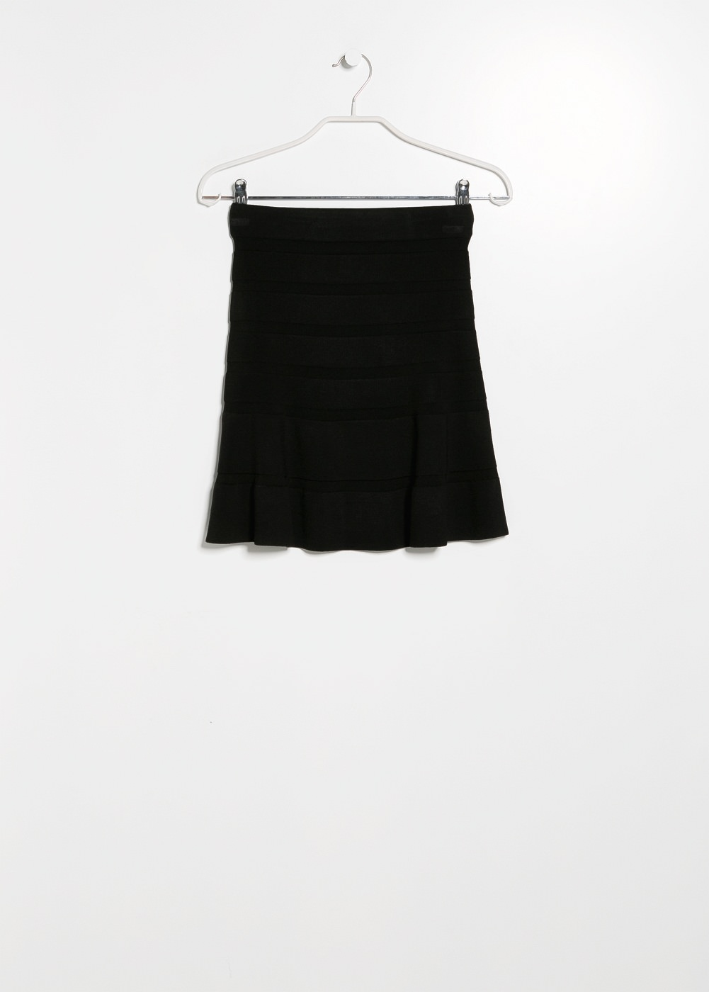 Textured bodycon skirt -  							  							Women - 							MANGO