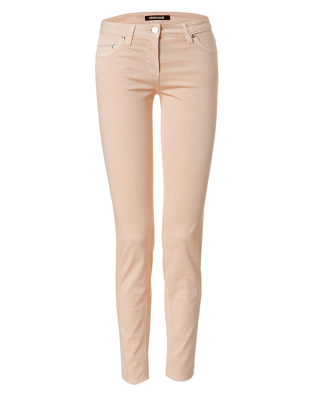 Blush Slim Jeans from ROBERTO CAVALLI | Luxury fashion online | STYLEBOP.com