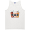 Starbucks tanktop - basic tees shop
