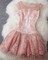#182 retro embroidered dress