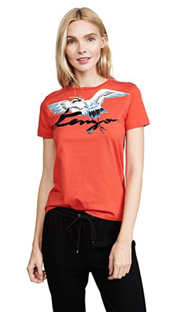 Kenzo red top