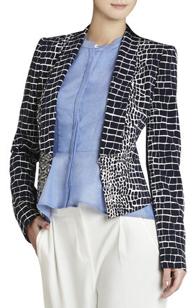 Leeam Slim Blazer | BCBG