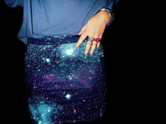 galaxy skirt skirt fashion iloveit loveee fantastic skirt