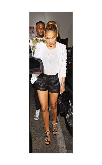 shoes shorts jennifer lopez bag