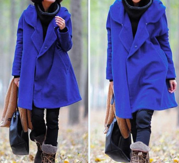 coat wool coat cape