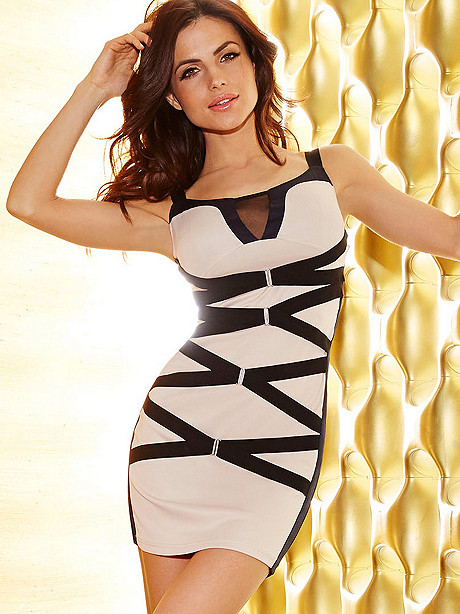 Strappy & Sexy Bandage Dress