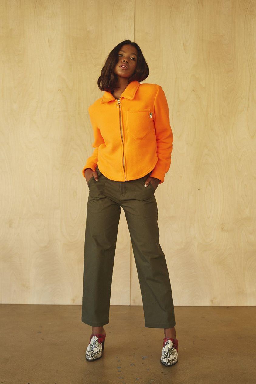 Forest Jacket- Safety Orange