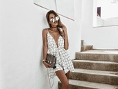 mexiquer,blogger,romper,bag,shoes