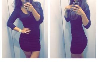 mango black dresse