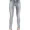 Skinzee corset bleached denim jeans