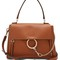 Faye day leather shoulder bag