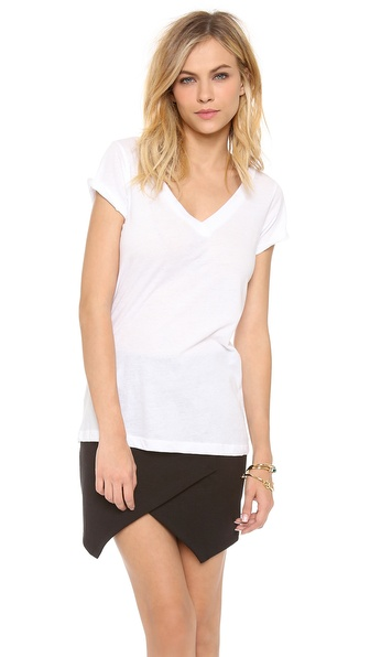 LNA Deep V Tee |SHOPBOP | Save up to 25% Use Code BIGEVENT13