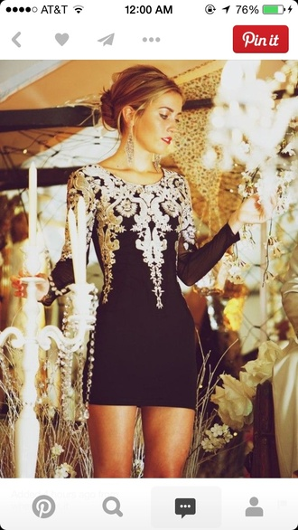 pattern body con holidays little black dress black and white dress