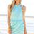 Tulip Dress - Mint | SABO SKIRT