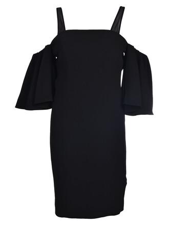 dress cold black