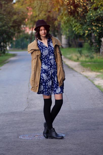 mes memos dress coat shoes hat