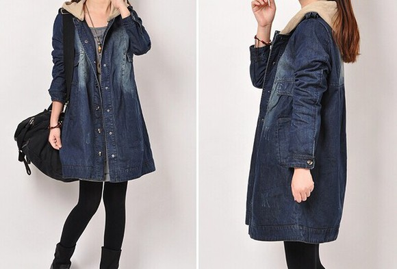 denim jacket coat